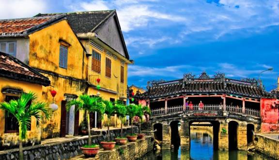 Full day in Hoi An city tour from Chan May Port